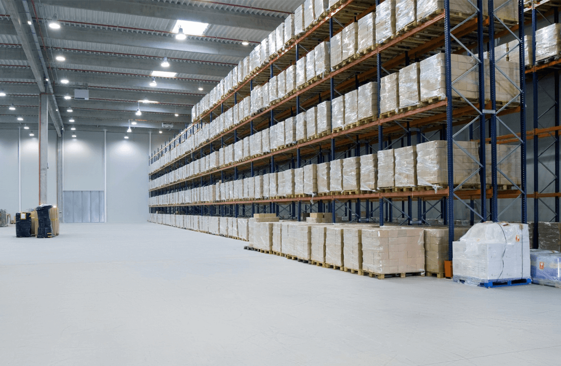What is Cold storage and what does it provide? 1598360803207